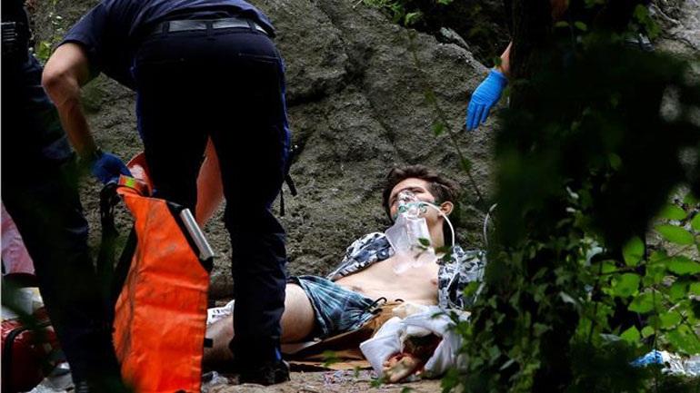 Άνδρας ακρωτηριάσθηκε από έκρηξη στο Σέντραλ Παρκ