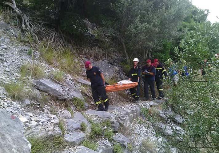 Νεκρός άντρας σε ορεινή περιοχή της Ελασσόνας