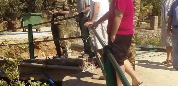 Αρχίζουν σήμερα οι εργασίες οδοποιίας στον χείμαρρο Καλάμου Αργαλαστής