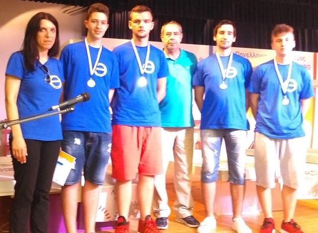 Μεγάλες επιτυχίες Τρικαλινών μαθητών σε διαγωνισμούς
