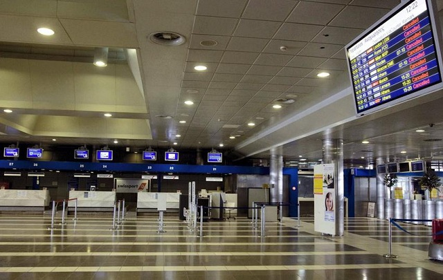 Μόνο ελληνικό προσωπικό από Fraport στο αεροδρόμιο της Σκιάθου