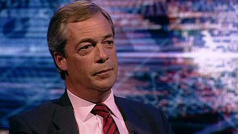 Βρετανία! Παραιτήθηκε ο πρωταγωνιστής του Brexit Νάιτζελ Φάρατζ