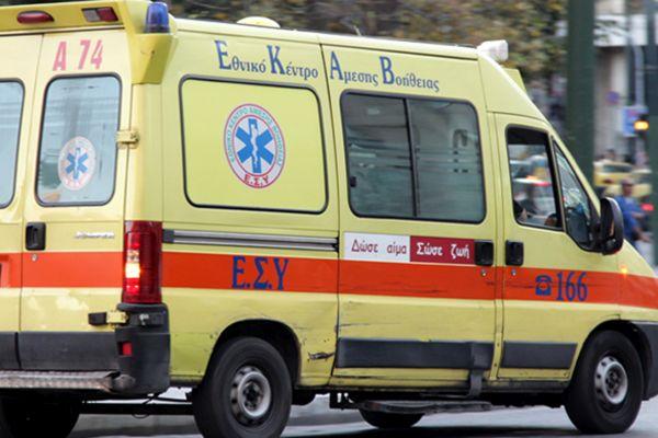 Τραυματίστηκε Λιμενικός σε τροχαίο στο Λιμάνι