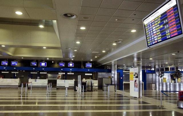 Αύξηση των ξένων τουριστών στο Αεροδρόμιο Σκιάθου