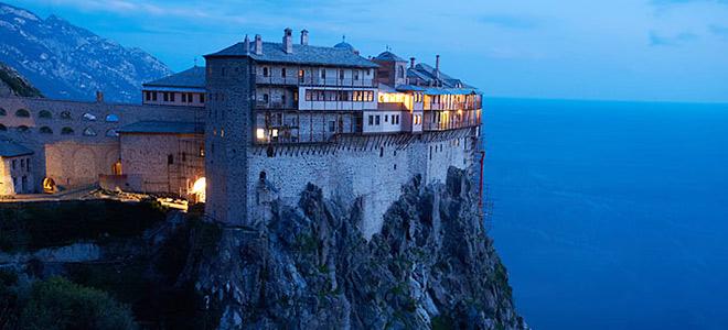 Τα ωραιότερα μοναστήρια της Ελλάδας