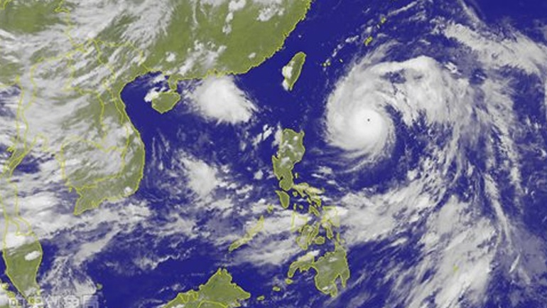 Ταϊβάν: Σουπερ-τυφώνας προ των πυλών