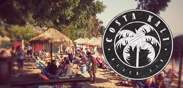 Costa Kali beach bar