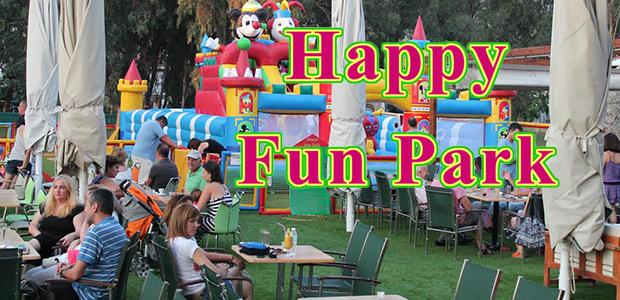 Happy Fun Park στην Αγριά Βόλου