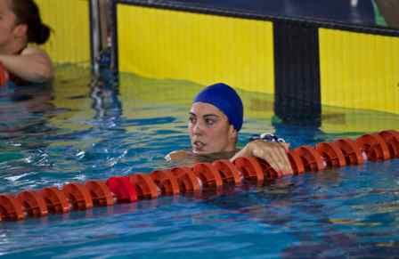 Σοφία Κτενά: Από το ευρωπαϊκό ρεκόρ, στο μετάλλιο με το σκισμένο μαγιό και το... εγκεφαλικό