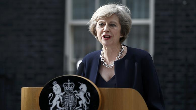 Πίστωση χρόνου για το Brexit ζητά η Τερέζα Μέι