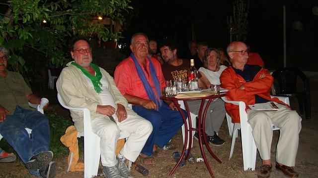 Βραδιά με ποίηση και μουσική