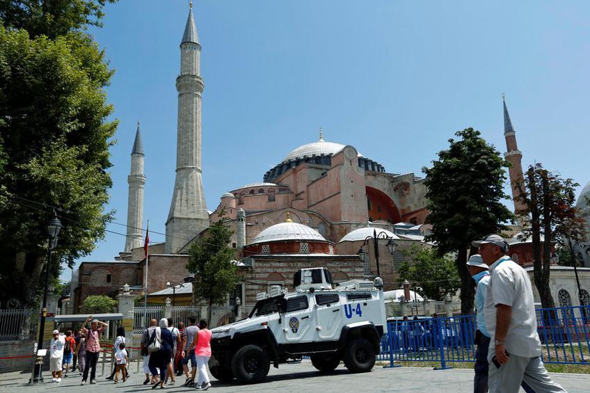 «Αστακός» η Κωνσταντινούπολη