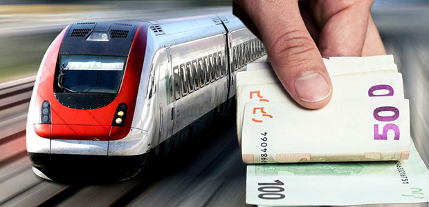 Η πώληση της ΤΡΑΙΝΟΣΕ «σβήνει» πρόστιμα 750 εκ. €