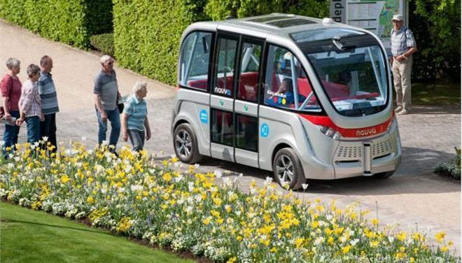 «Μαύρο κουτί» θα απαιτεί η Γερμανία στα αυτόνομα αυτοκίνητα