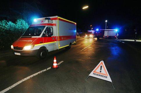 Γερμανία: Επίθεση με μαχαίρι και τσεκούρι κατά επιβατών τρένου