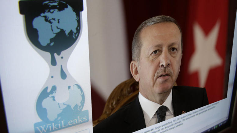 Στη δημοσιότητα 294.548 email από το κόμμα του Ερντογάν
