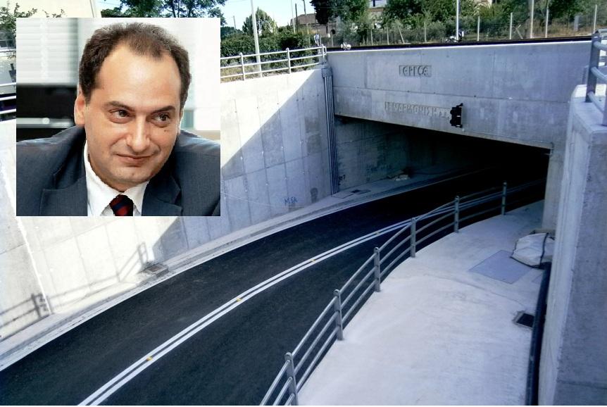 Τρίκαλα: Εγκαίνια υπόγειας διάβασης του ΟΣΕ δια χειρός υπουργού Υποδομών