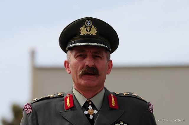 Οι Ενοπλες δυνάμεις θρηνούν την απώλεια του Στέλιου Σαλωνίτη