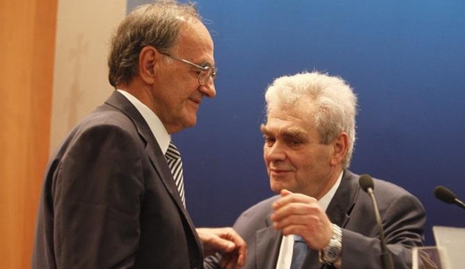 Βραβεύτηκε ο Γ. Σούρλας για την προσφορά του στην καταπολέμηση της διαφθοράς