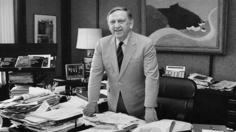 Απεβίωσε ο Έλληνας ομογενής, πρώην γερουσιαστής των ΗΠΑ, Τζον Μπρεδήμας