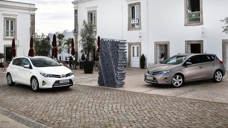 Ανακαλούνται 6.531 αυτοκίνητα Toyota και Lexus στην Ελλάδα