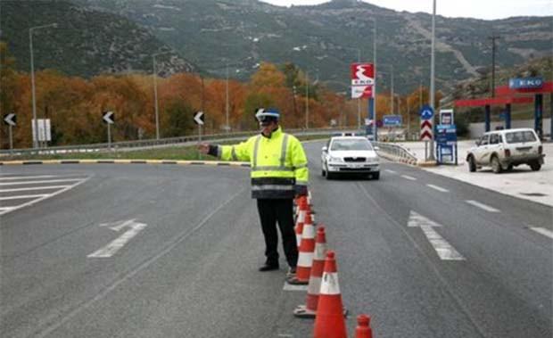 Νέες κυκλοφοριακές ρυθμίσεις στα Τέμπη για τους εκδρομείς του Σαββατοκύριακου