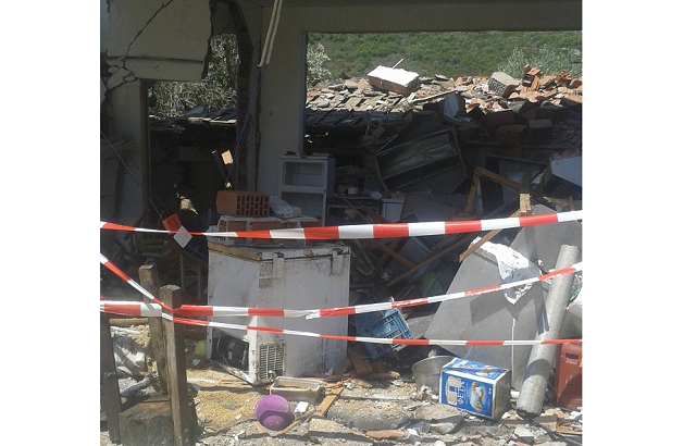 Μάχη για να κρατηθεί στη ζωή δίνει ο 58χρονος μετά την έκρηξη