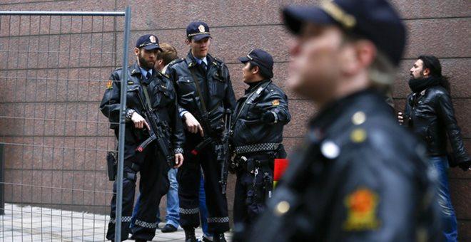 Νορβηγός αστυνομικός έκοψε κλήση στον εαυτό του