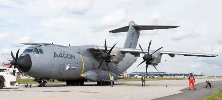 Αποζημιώσεις-μαμούθ κατέβαλε η Airbus για προβλήματα σε αεροσκάφος