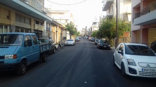 Ολοκληρώθηκαν ασφαλτοστρώσεις σε δρόμους της Ν. Ιωνίας