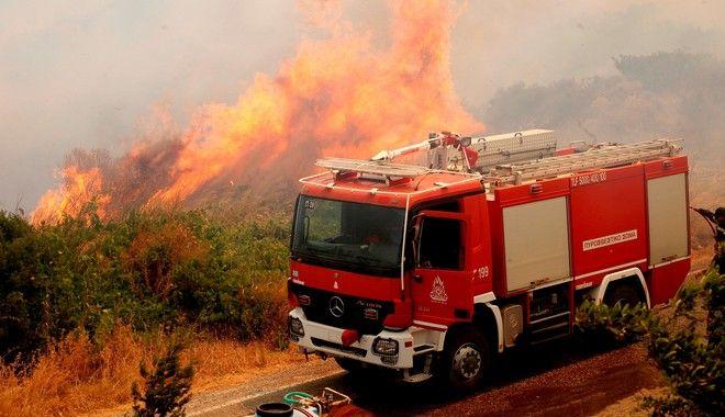 Υπό έλεγχο η φωτιά στη Β. Εύβοια. Ανυπολόγιστη η καταστροφή