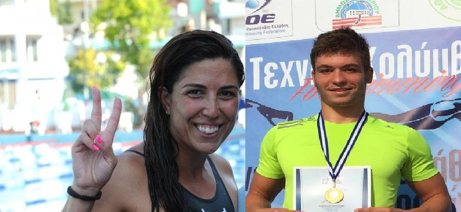 Βολιώτικη υπόθεση  το Πανελλήνιο πρωτάθλημα τεχνικής κολύμβησης