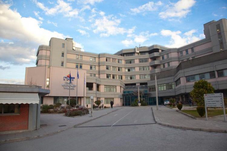 Σκοτωμός μέσα στην νύχτα στο νοσοκομείο Τρικάλων