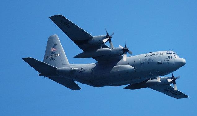 Με C-130 στη Λάρισα σοβαρά τραυματισμένη 7χρονη
