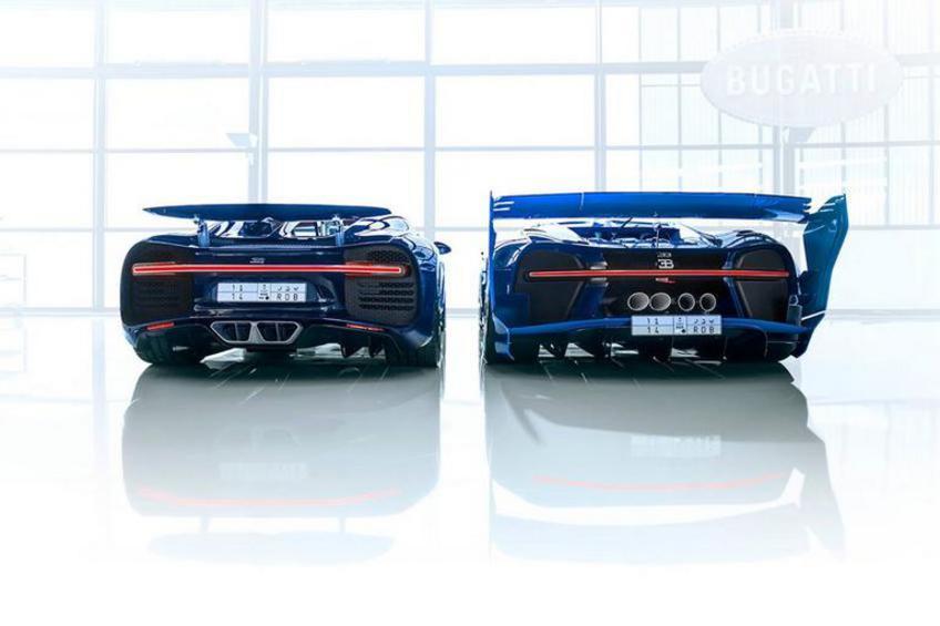 Σαουδάραβας τίναξε τη μπάνκα στον αέρα για δύο Bugatti