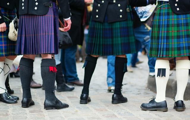 Σκωτσέζικος γάμος στη Σκόπελο