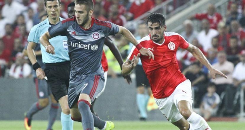 Αποκλείστηκε ο Ολυμπιακός με 1-0 από την Μπερ Σεβά