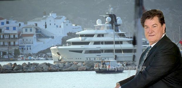 Στη Σκόπελο ο πλουσιότερος Ελληνoαυστραλός