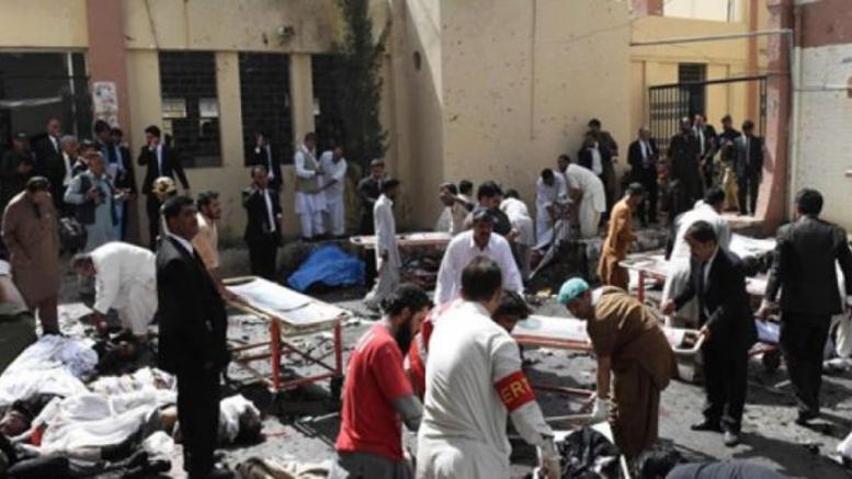 Το Ισλαμικό Κράτος ανέλαβε την ευθύνη για την επίθεση με 70 νεκρούς στο Πακιστάν