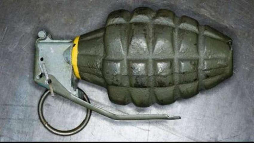 Εντοπίστηκε και εξουδετερώθηκε αμυντική χειροβομβίδα στα Τρίκαλα
