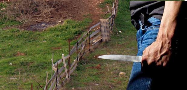Βγήκαν μαχαίρια μεταξύ συγγενών στον Αλμυρό