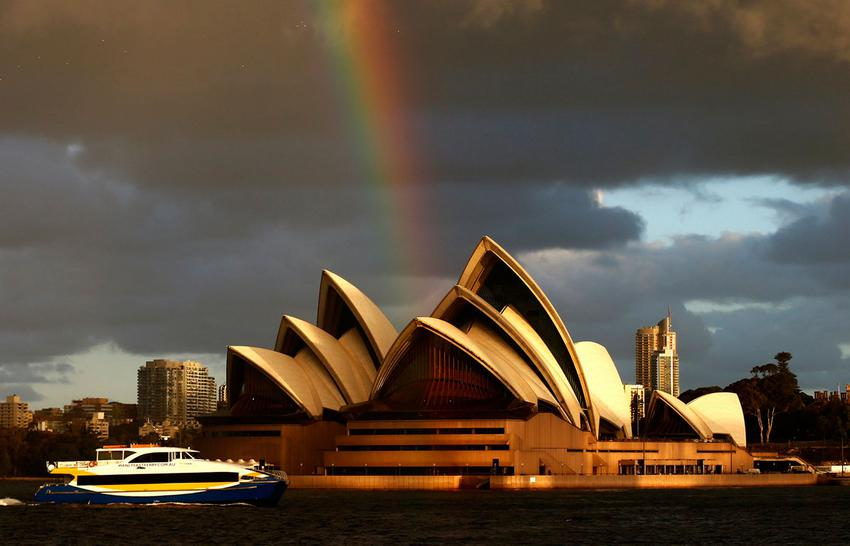Ανακαινίζεται η Όπερα του Σίδνεϊ