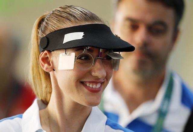 Ερχεται στο Βόλο η χρυσή Ολυμπιονίκης