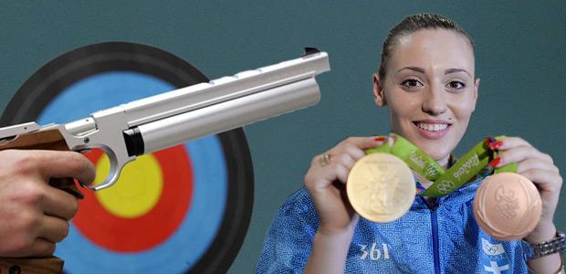 Ετοιμος ο Βόλος να υποδεχθεί τη χρυσή Ολυμπιονίκη