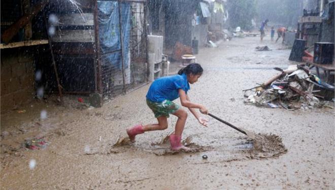 Πέντε νεκροί από την κακοκαιρία οι Φιλιππίνες