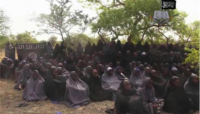 Βίντεο με μαθήτριες που είχε απαγάγει το 2014 δημοσιοποίησε η οργάνωση Μπόκο Χαράμ