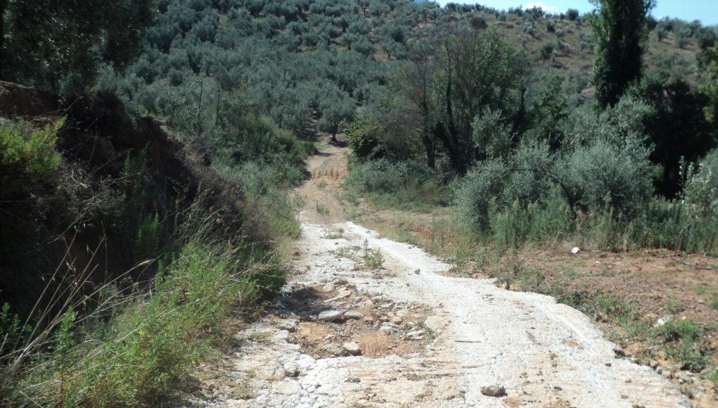 Αδιάβατοι οι αγροτικοί δρόμοι στον Πτελεό