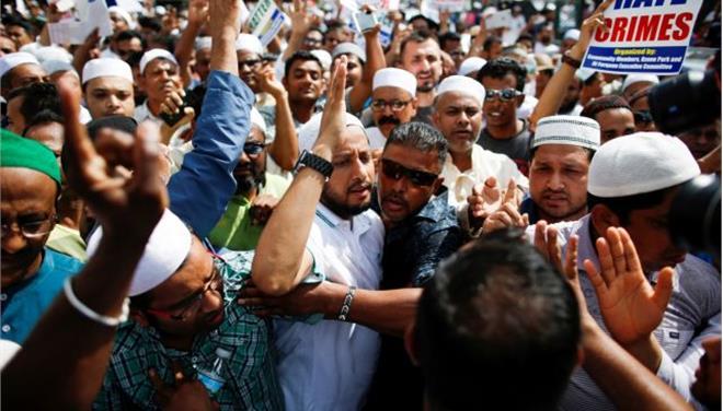 Συνέλαβαν ύποπτο για τους φόνους του ιμάμη και του βοηθού του στη Νέα Υόρκη