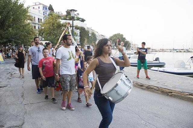 Κέρδισε τις εντυπώσεις το 1ο Skopelos We Fest