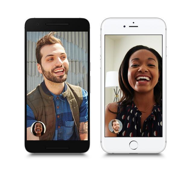 Η απάντηση της Google στο FaceTime της Apple